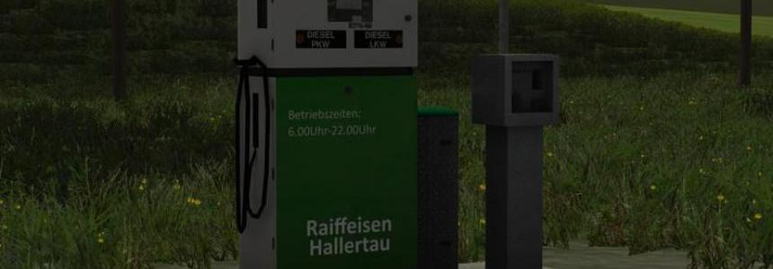 Raiffeisen gas station v1.0