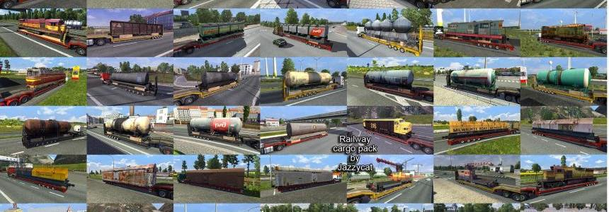 Railway cargo pack by Jazzycat  v1.5.2