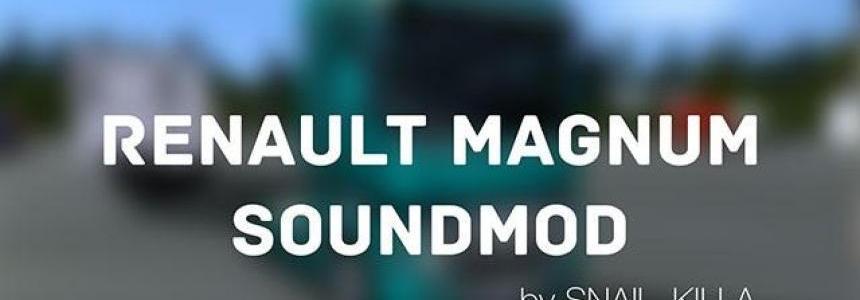 Renault Magnum Soundmod