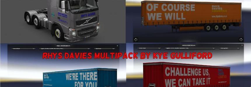 Rhys Davies Multipack