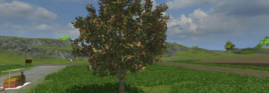 ROS fruit and berries v2.0