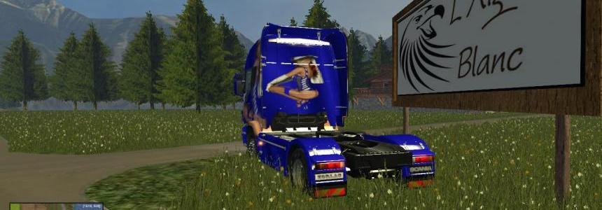 SCANIA R 560 LUXURIOUS v2.0