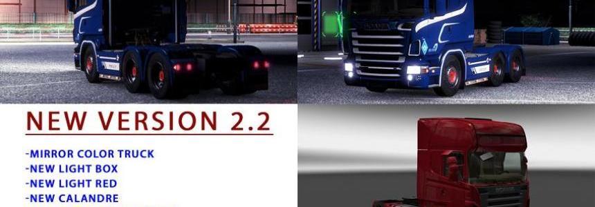 Scania R2008 50k V2.2 1.15.xx