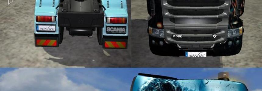 SCANIA R560 POWER ZORLAC v2.0