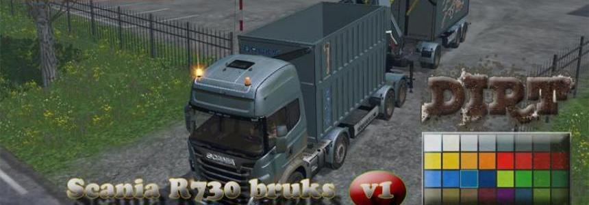 Scania R730 bruks v1.0