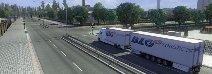 Scania T Longline Tandem v1.0
