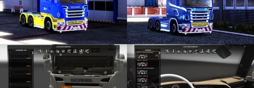 Scania R2008 50k v2.1 1.15.xx