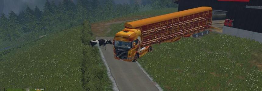 Scania R560 SITTING BULL v2.0