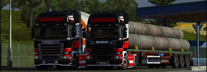 SCS Lights Addon for Multiplayer ALL
