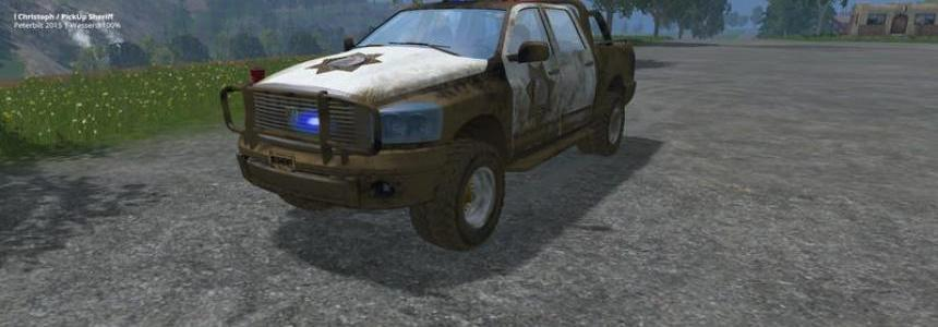Sheriff Pickup v2.0