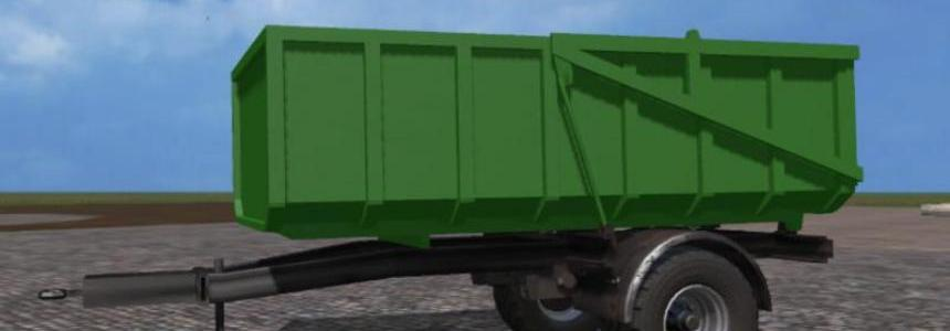 Small tipper modern v1.0
