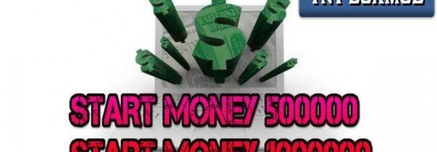 Start Money