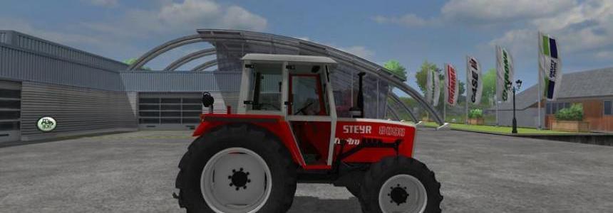 Steyr 8090a Turbo SK1 FL v1.0