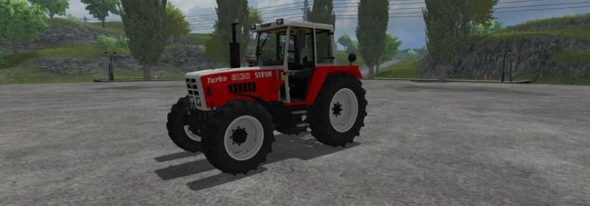 Steyr 8130A Turbo SK2 FH v1.0