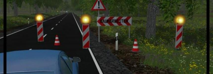Traffic Barrier v1.1 Collisions Fix