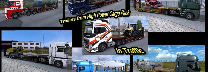Trailers from DLC High Power v1.1
