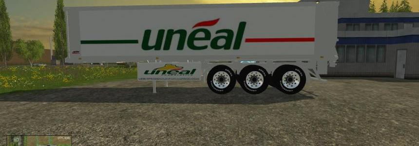 TRAILER UNEAL TRANSPORTS zorlac version