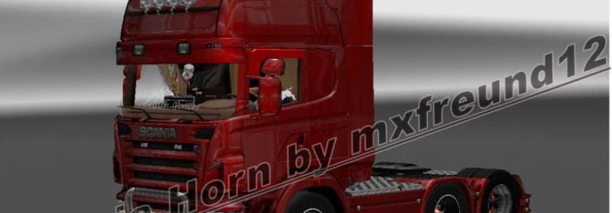 Truck Horn v1.0