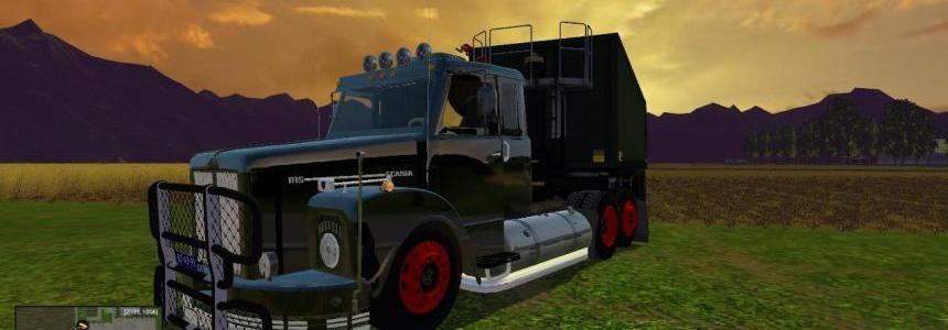Truck Scania 111  V1