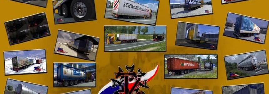 TZ express Trailers Pack v2.1