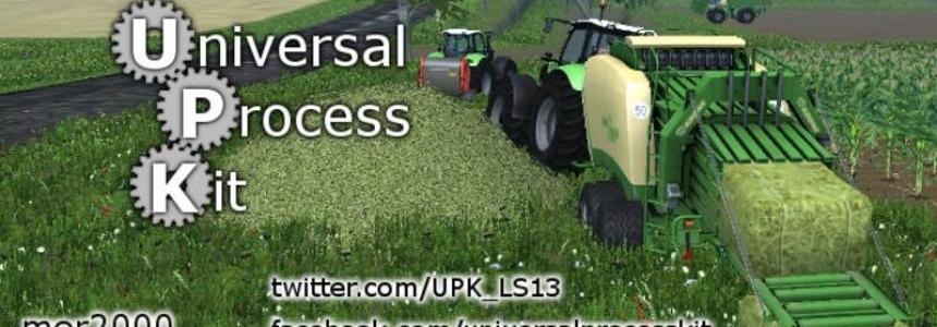 Universal Process Kit v0.8.4