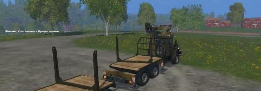 URAL (crane timber) v1.0