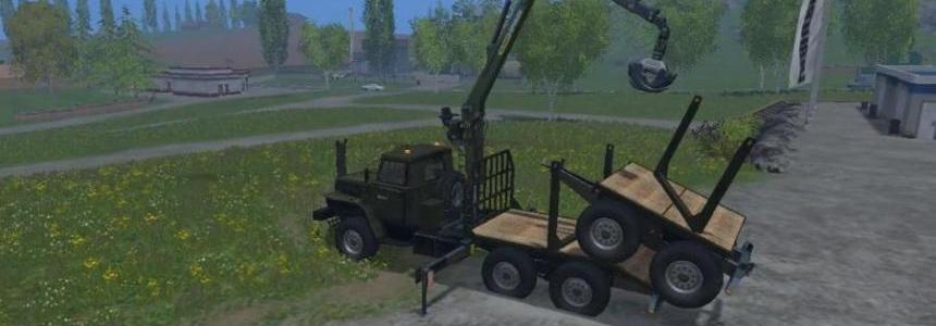 URAL timber v3.0