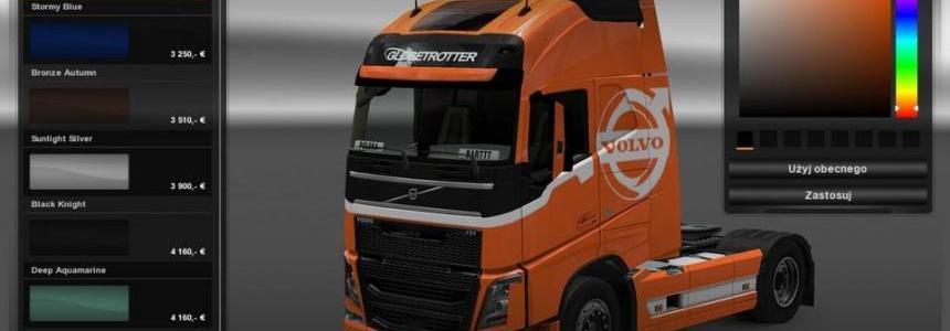 Volvo skin by Barttt 1.14.2.2s