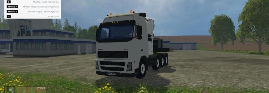 VolvoFH12 8x4 TeamTransportsModding