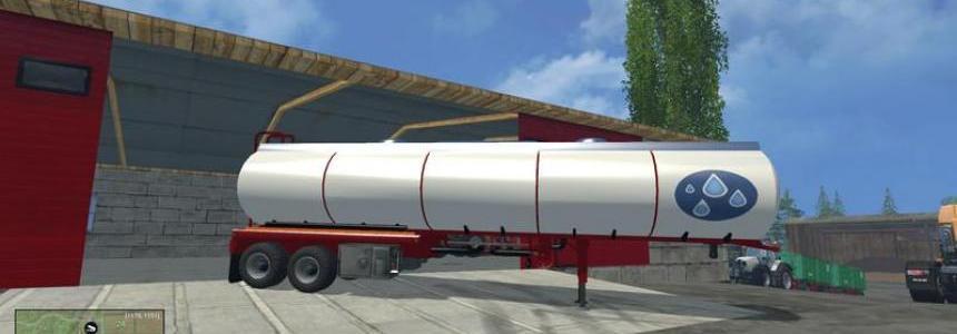 Water trailer v1.0