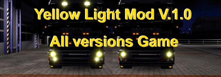 Yellow Light Mod v1.0