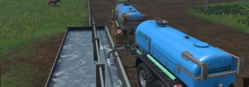 Zunhammer Water u. Milktrailer v2.0.1