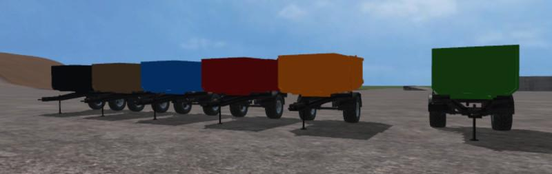 Small tipper modern v1.1