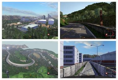 Brasil Map EAA v1.5.2 for ETS 2
