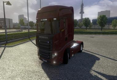 Scania R700 fixed