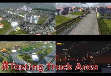 Testing Truck Area and Little Village v2.0