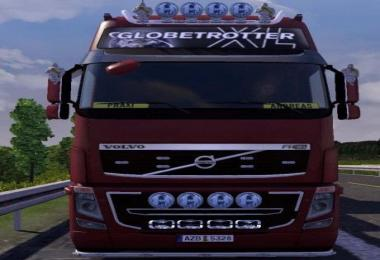 Volvo FH 2009 Sound update