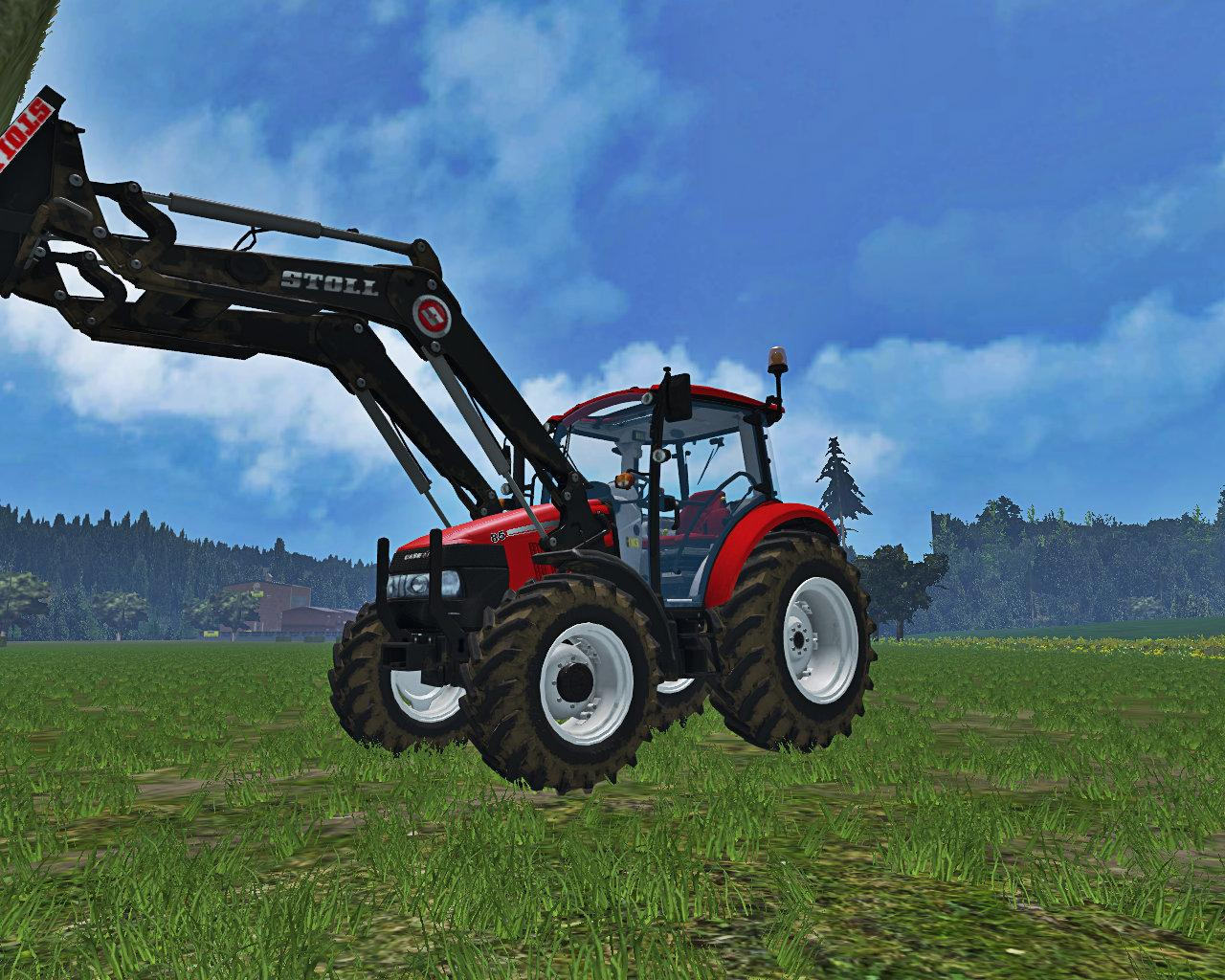 Tom tractor case 16