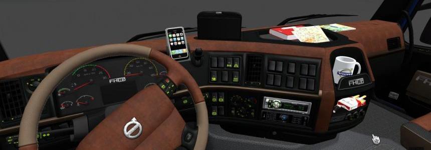 Volvo 09 interior