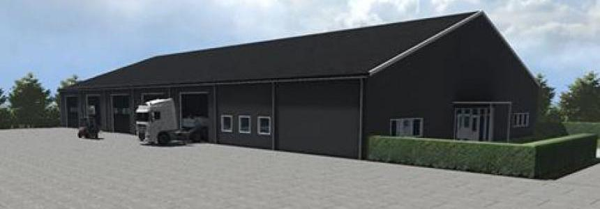 Garage-Hall v1.0
