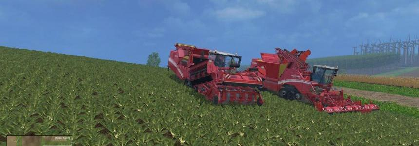 Grimme - 80000 Liters - 950 HP - Potato/Beet