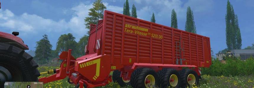 Strautmann Teravitesse 5201 V1.0