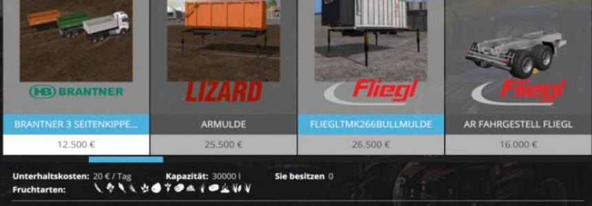 AR Container and troughs v1.2