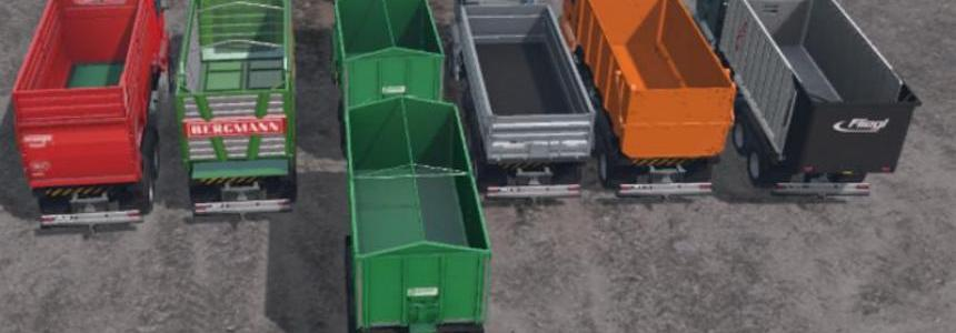 AR Container and troughs v1.7