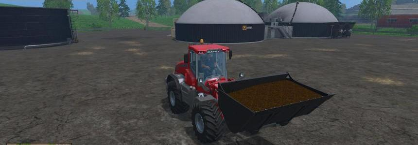 Big Shovel 28000 Liters New FS 2015