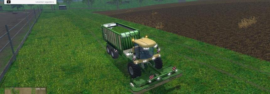 BigX L500 120000 Liters