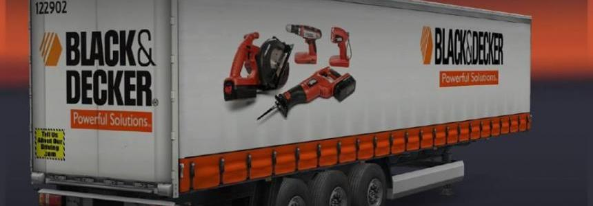 Black & Decker Trailer 1.16