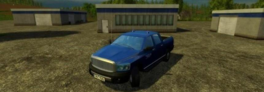 Broger Drift Pickup Turbo v1.0