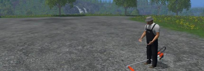 Brush cutters v1.0