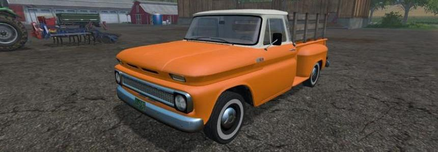 C10 Fleetside LWB 1966 v1.0